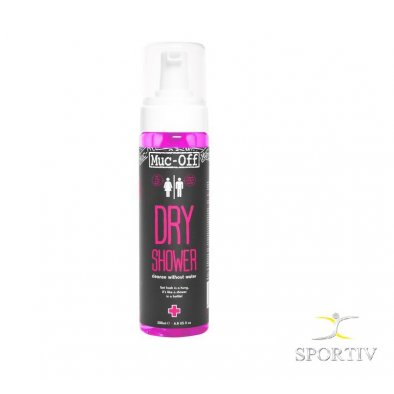 Сухой душ MUC-OFF DRY SHOWER